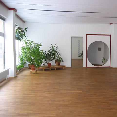 Übungsraum der tai Chi Schule München - Foto: Robert Fischer