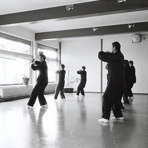 Tai Chi Unterricht