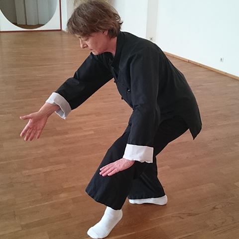 Tai Chi Lehrerin Frauke Schroeteler