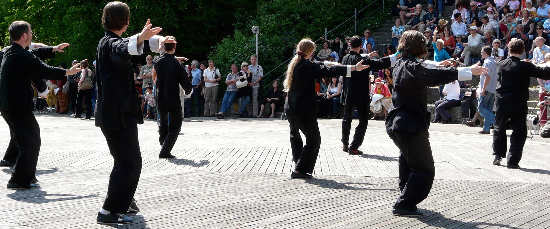 Auftritt Vesakh-Fest 2012, Form
