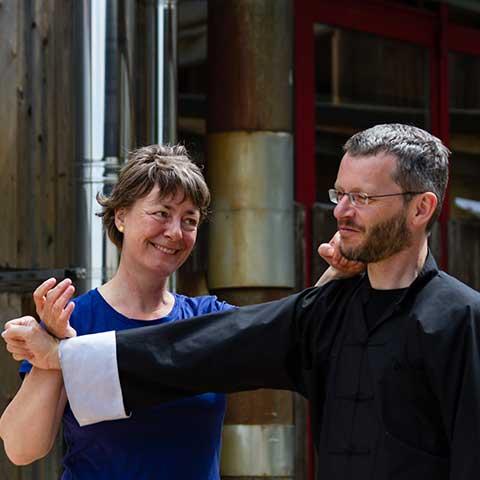 Frauke Schroeteler beim Üben - Foto: Ralf Eiser